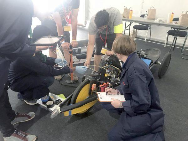 Contrôle technique - vérification du circuit de carburant